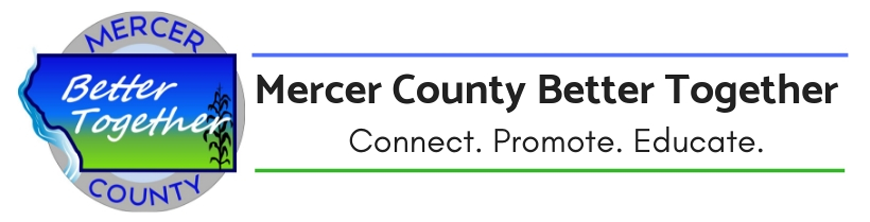 Mercer County Better Together logo